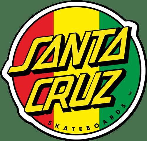 Subaru Santa Cruz >> Pegatina Santa Cruz Jamaica   TeleAdhesivo.com
