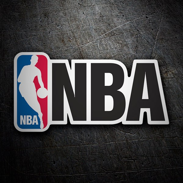 Pegatinas: NBA (National Basketball Association) 1