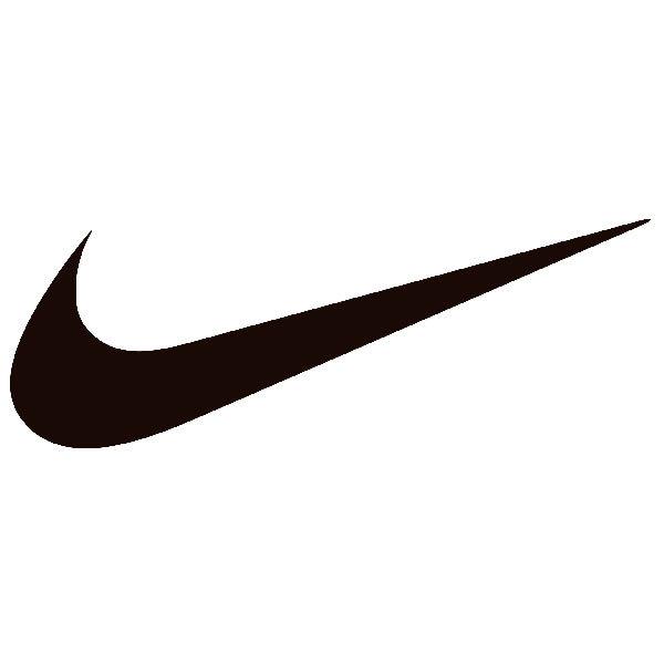 venta de tienda outlet Excelente calidad alta moda Pegatina Nike logo   TeleAdhesivo.com