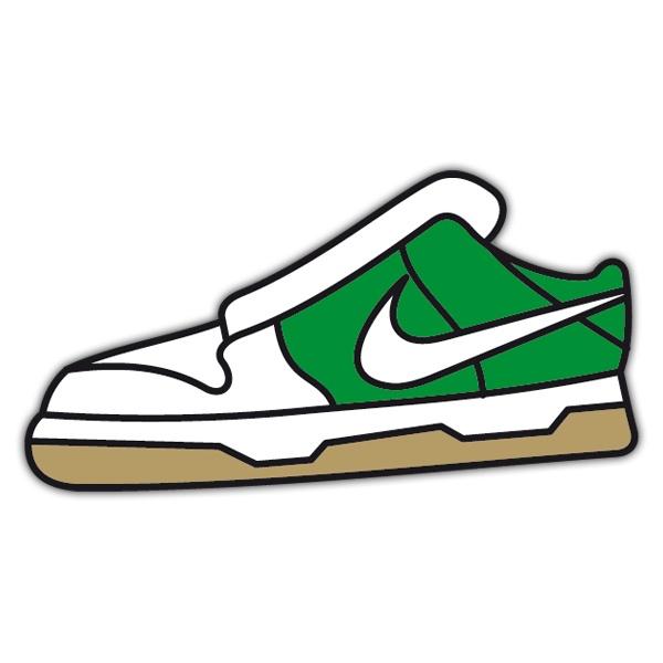 pegatinas nike zapatos