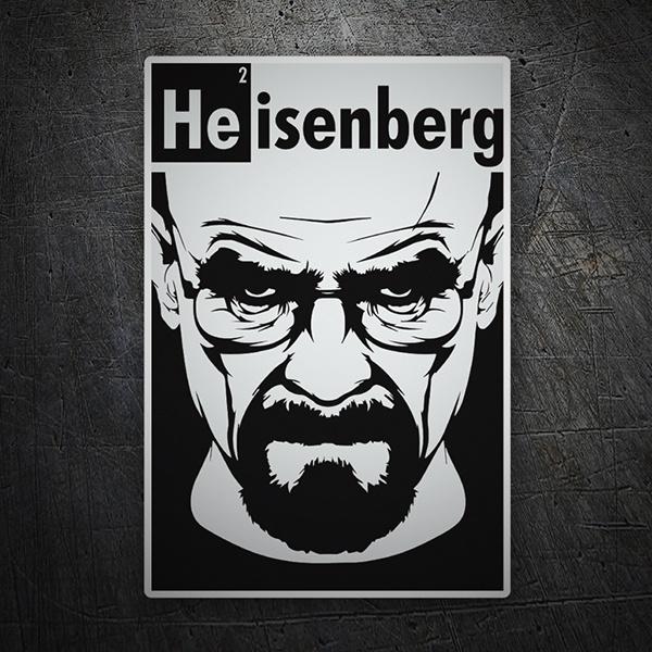 Pegatina Breaking Bad Heisenberg Teleadhesivocom