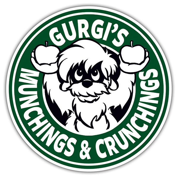 Pegatinas: Gurgi Munchings and Crunchings 0