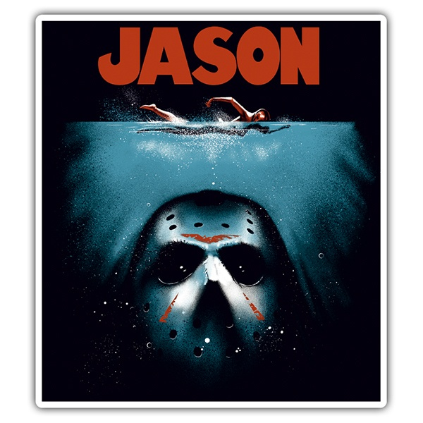 Pegatinas: Jason Shark