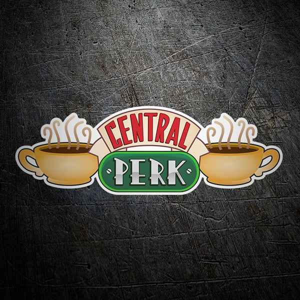 Vinilos Decorativos: Central Perk - Friends