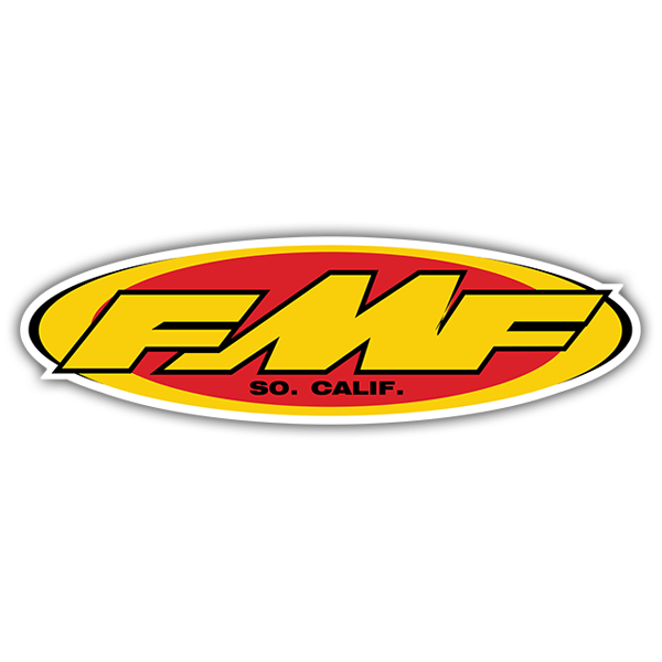 Pegatinas: FMF So. Calif.