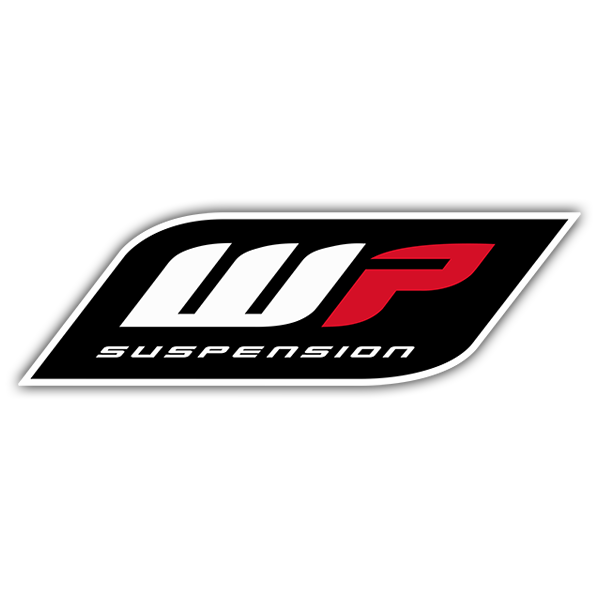 Pegatinas: WP suspension