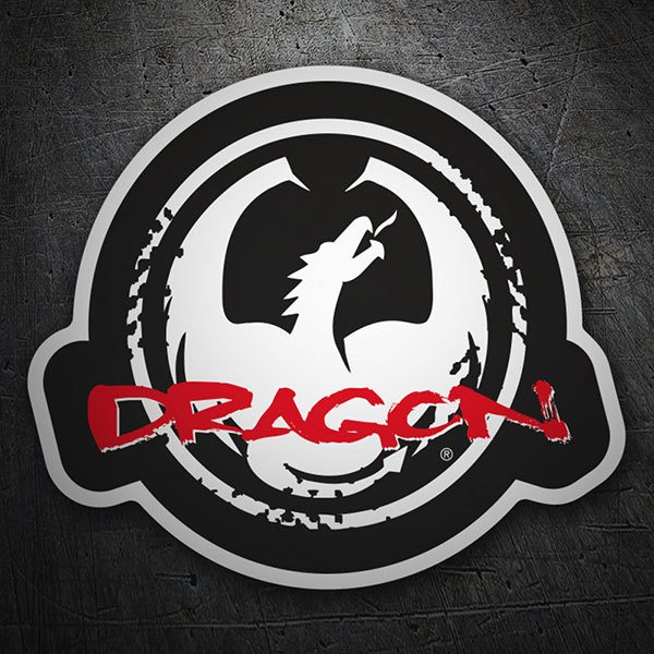 Pegatinas: Dragon Alliance Logo