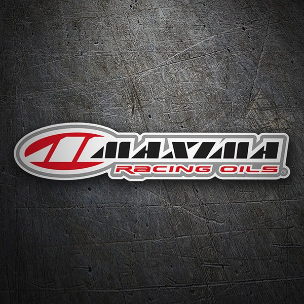 Pegatinas: Maxima Racing Oils 1