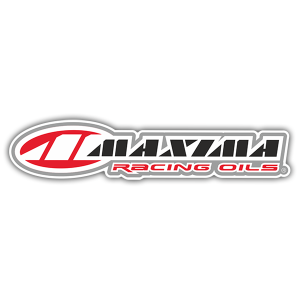 Pegatinas: Maxima Racing Oils 0