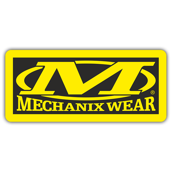 Pegatinas: Mechanix Wear