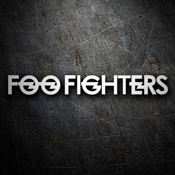 Pegatinas: Foo Fighters