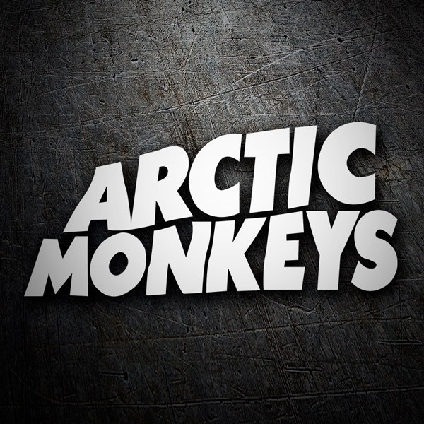 Pegatinas: Arctic Monkeys 0