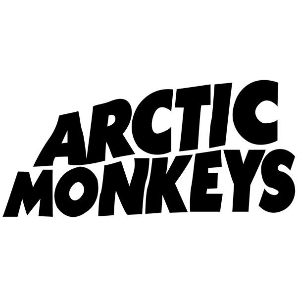 Pegatinas: Arctic Monkeys