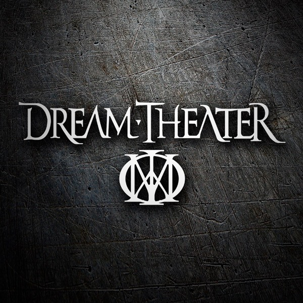Pegatinas: Dream Theater 0