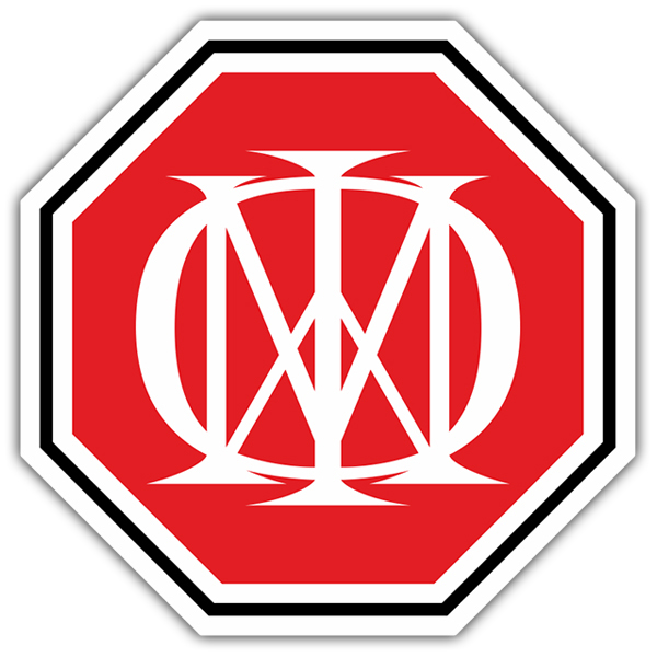 Pegatinas: Dream Theater Logo