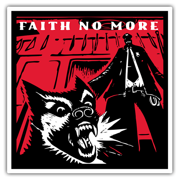 Pegatinas: Faith No More