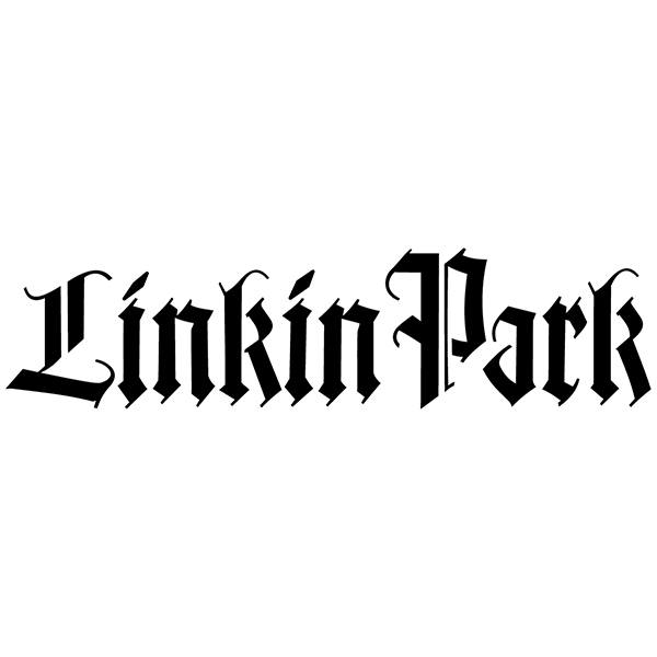 Pegatinas: Linkin Park - Live in Texas