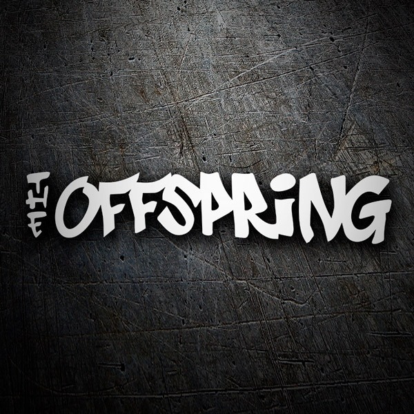 Pegatinas: The Offspring