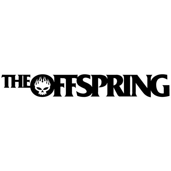 Pegatinas: The Offspring Logo