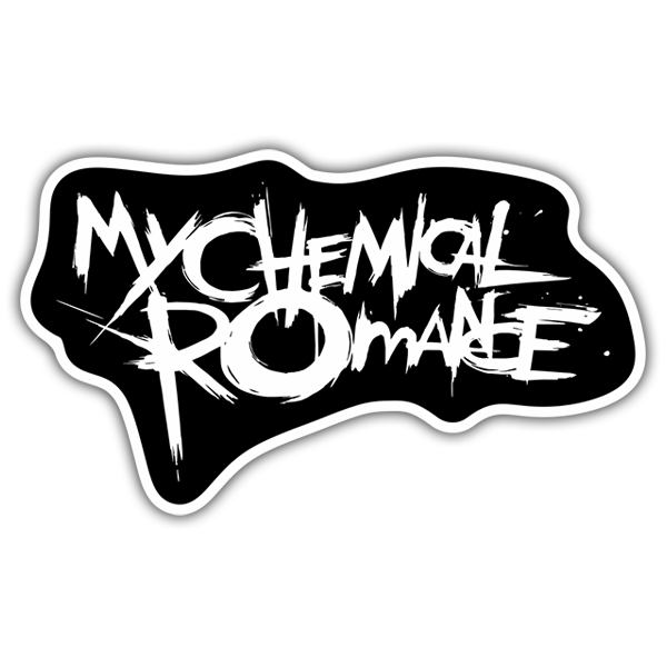 Pegatinas: My Chemical Romance