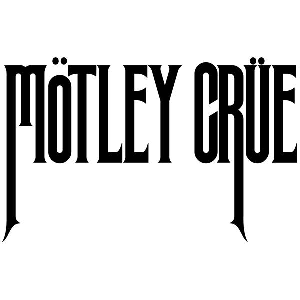 Pegatinas: Mötley Crüe - Theatre of Pain