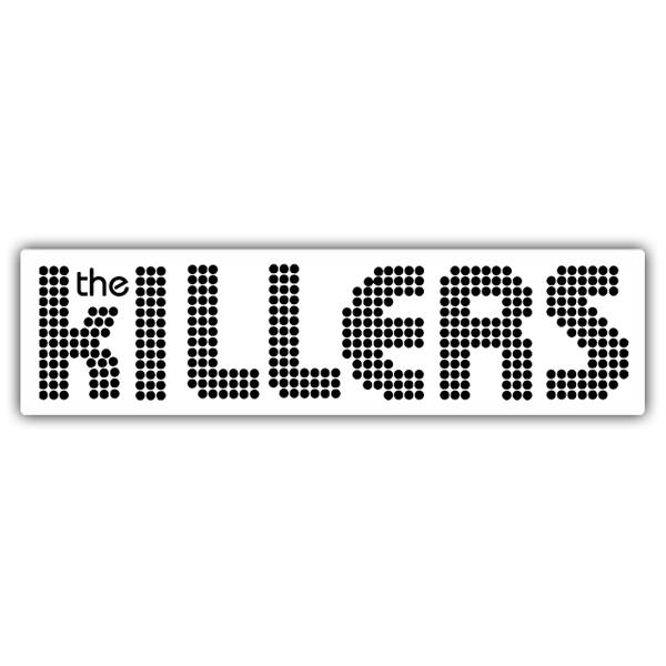 Pegatinas: The Killers Logo