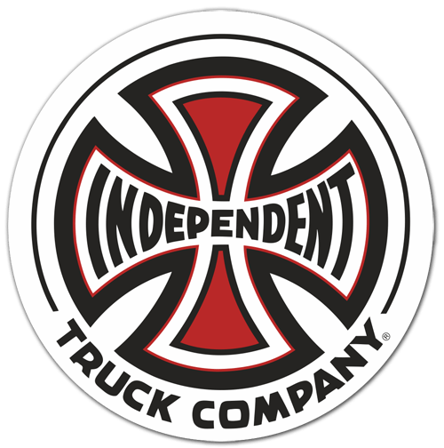 Pegatinas: Independent Truck Company