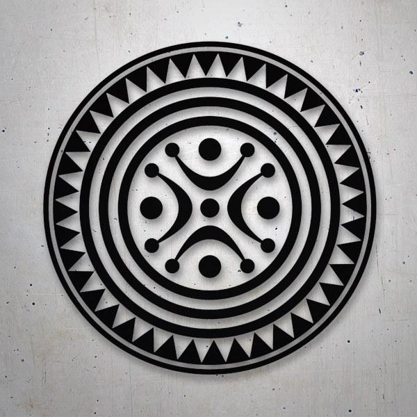 Trisqueles Decorativos Piedra