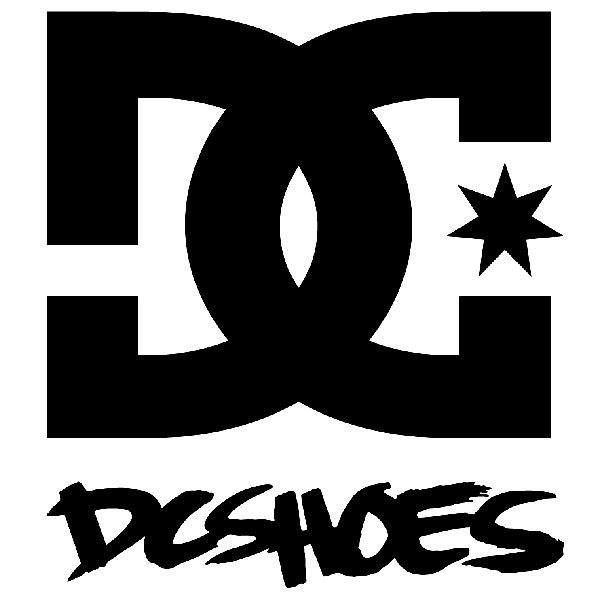 Pegatinas: DC Shoes Sport
