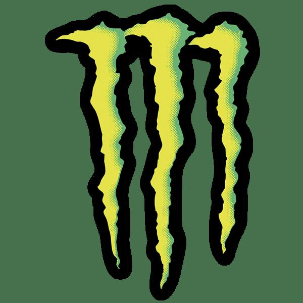 Pegatinas: Monster Energy Logo 1