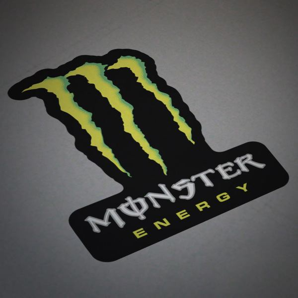 Pegatinas: Monster Energy 3