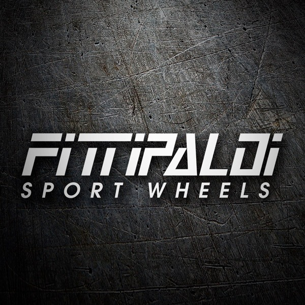 Pegatinas: Fitipaldi Sports Wheels