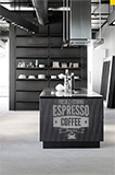 Vinilos Decorativos: Fresh & Strong Espresso Coffee 4