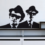 Vinilos Decorativos: The Blues Brothers 2