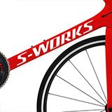 Pegatinas: Kit Bicicleta Specialized S-Works 2