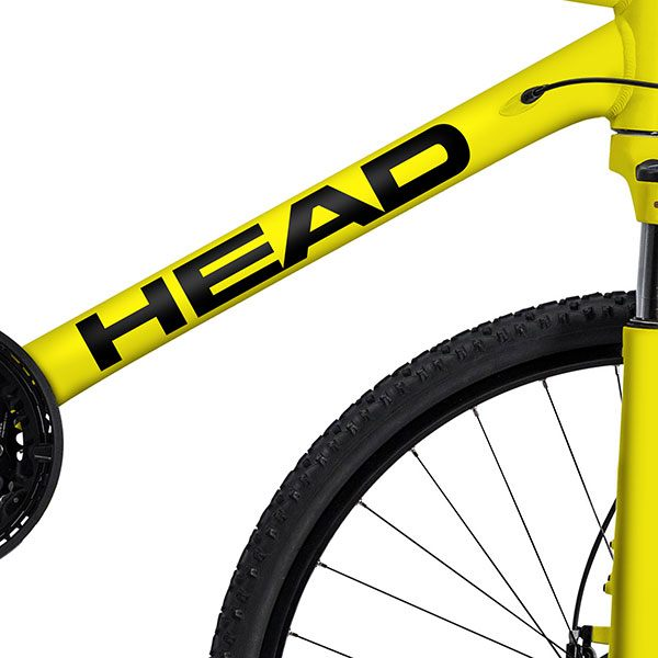 Pegatinas: Kit Bicicleta BTT Head