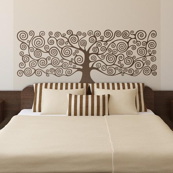 Vinilos decorativos para dormitorio | TeleAdhesivo.com