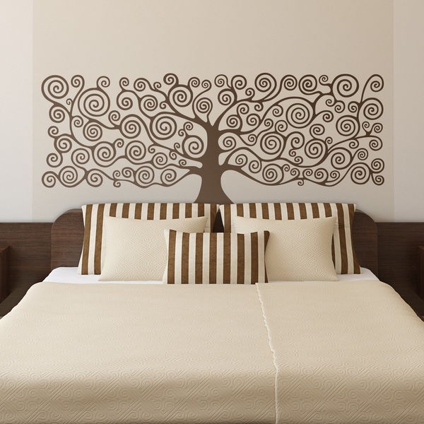 Vinilos decorativos en - Decorar paredes de gotele ...