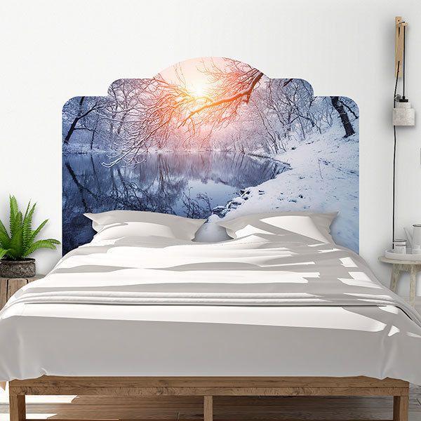 Vinilos decorativos para cabeceros de cama teleadhesivo - Vinilo cabecero cama ...