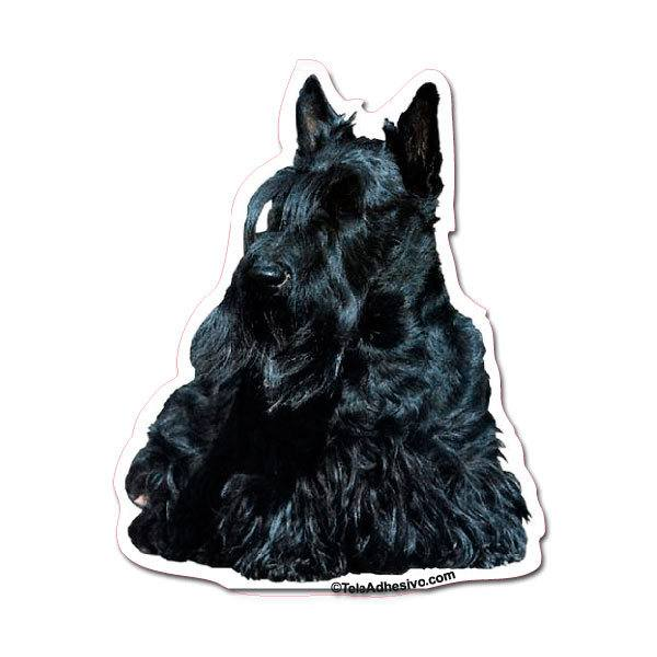 Pegatinas: Scottish Terrier