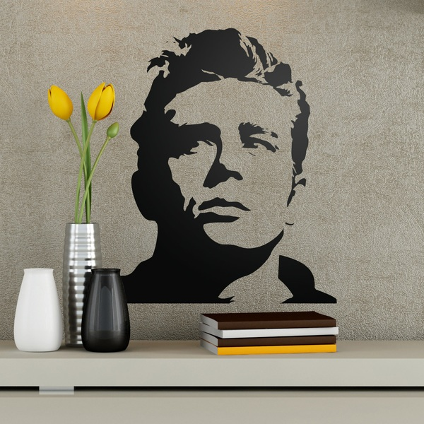 Vinilos Decorativos: James Dean 0