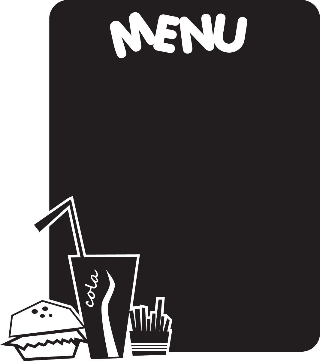 Happy menu for Configurar cocina online