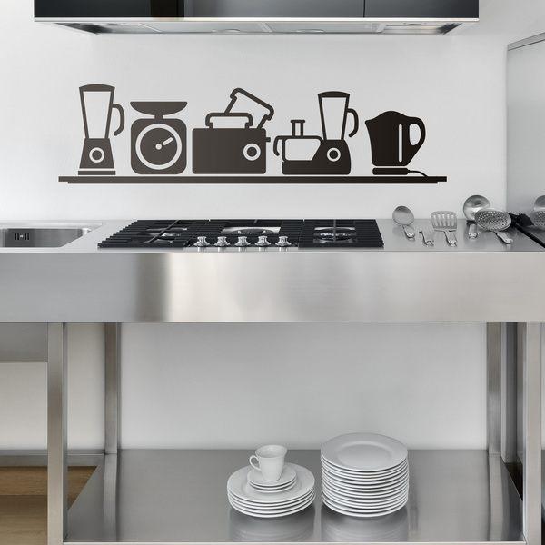 vinilos de cocina y muebles de cocina