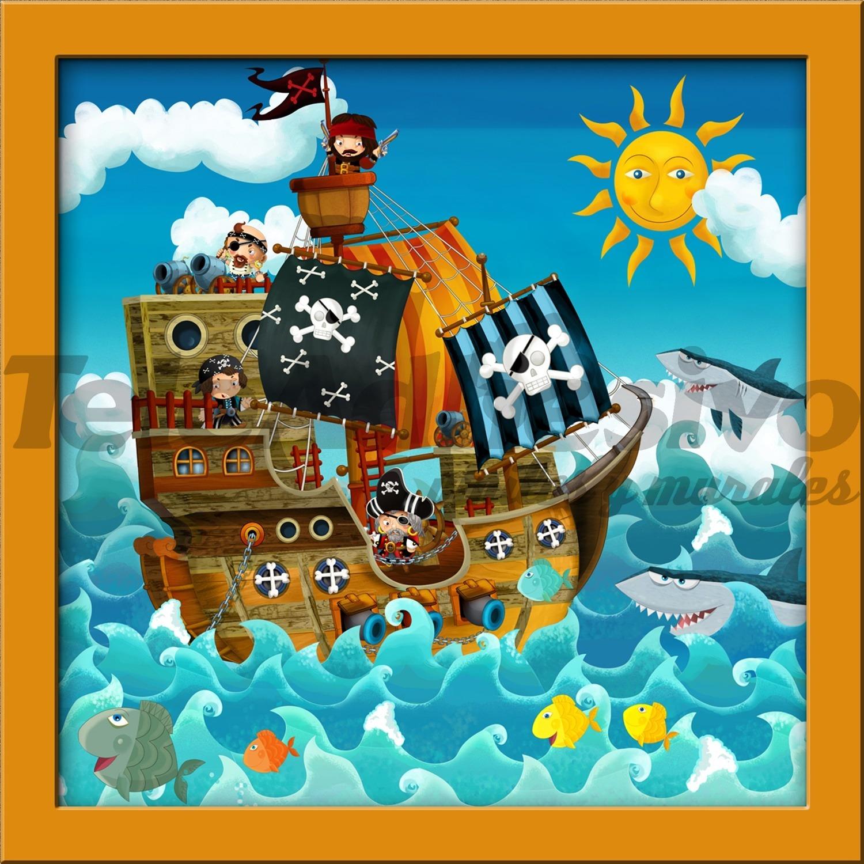 Barco pirata - Imagenes de barcos infantiles ...