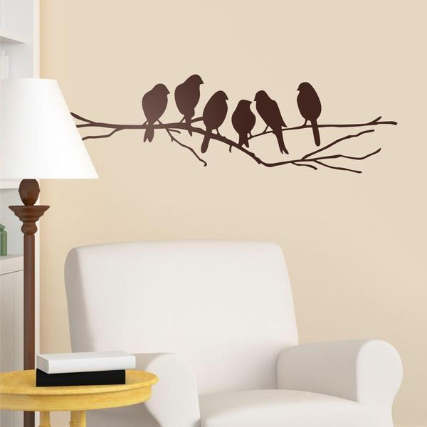 Vinilos de árboles - Adhesivos decorativos de árbol
