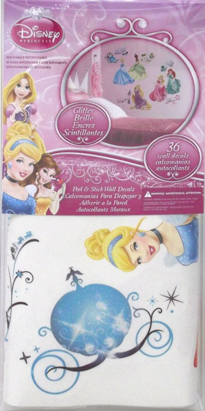 Vinilos Infantiles: Vinilos Princesas Disney Royal Debut