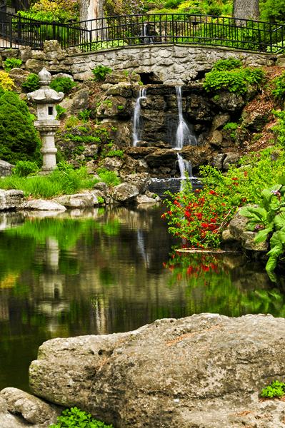Fotomurales jardin imperial for Jardin imperial