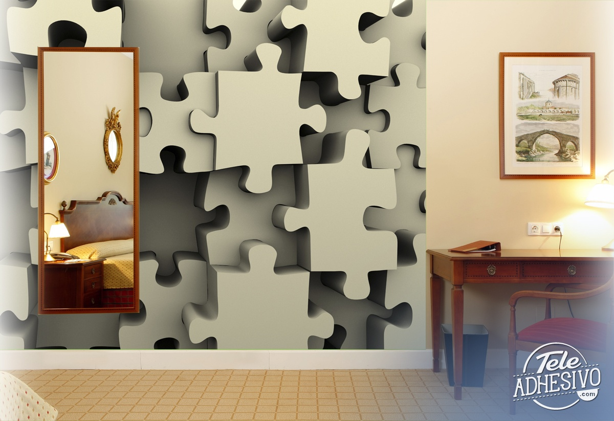 Trama puzzle