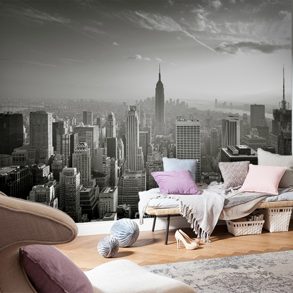 Fotomurales: New York skyline