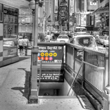 Fotomurales: Times square undreground 2